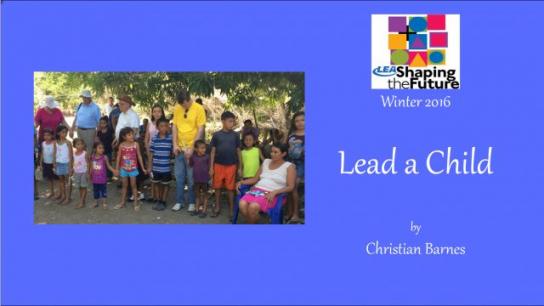 Lead a Child