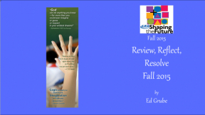 Review, Reflect, Resolve Fall 2015