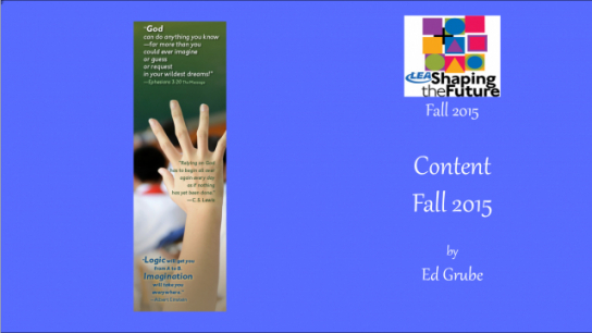 Content Fall 2015