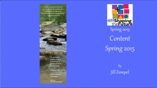 Content Spring 2015