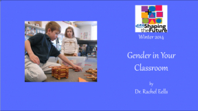 Gender in Your Classroom