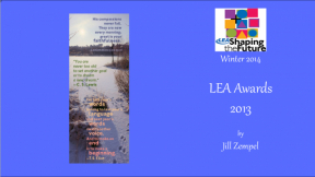 LEA Awards 2013