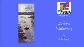 Content Winter 2014